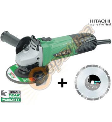 Ъглошлайф Hitachi G12STA - 600W / 115мм