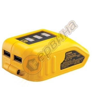 USB адаптер за батерии DeWalt DCB090-XJ - 10.8-18V Li-Ion