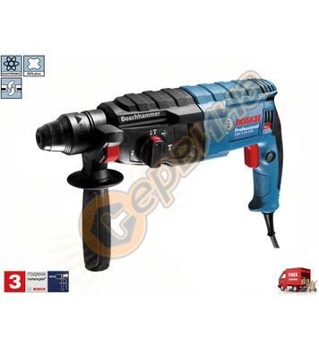 Комбиниран перфоратор Bosch GBH 2-24 DRE 0611272100 - 790W