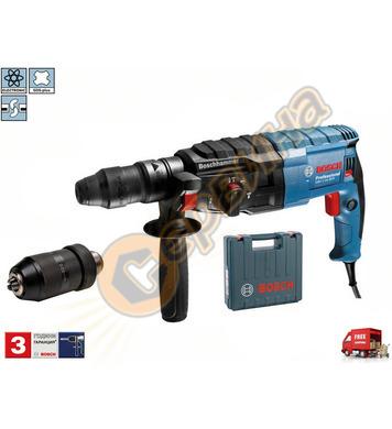 Комбиниран перфоратор Bosch GBH 240 F 0611273000 - 790W