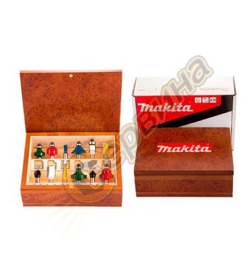 Комплект фрези за дърво Makita A-88054 - ф8мм