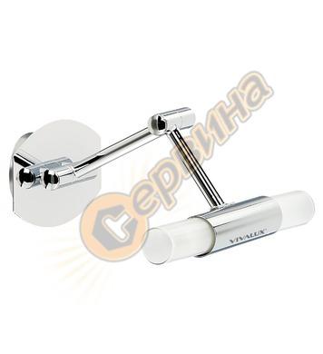 Осветително тяло за баня Vivalux PARMA 8013/C 002981 - 2 x 4