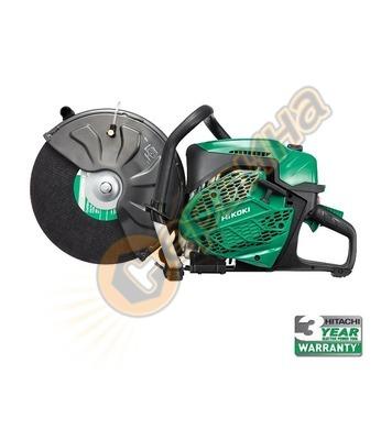 Бензинов ъглошлайф-фугорез HiKoki-Hitachi CM75EBP 5,30HP/350