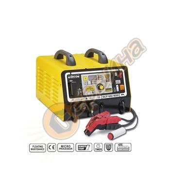 Стартиращо и зарядно устройство с LCD дисплей 12/24V Deca 33