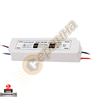 LED захранване Vivalux SPD SLIM LED driver 003653 - 100 W