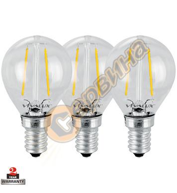 LED лампа Vivalux Flik LED - Gf 45 LED 003567 - 2 W - 3бр