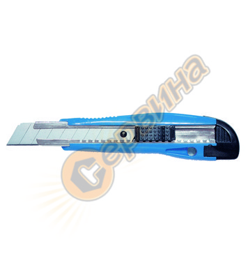 Макетен нож с метален водач Ausonia AU55245 - 100х18мм