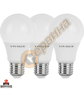 LED лампа Vivalux Largo LED - Lgl CL 003412 - 10 W - 3бр