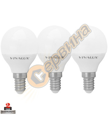 LED лампа Vivalux Cameo LED Globe - Cameo Gcl W 003766 - 6 W