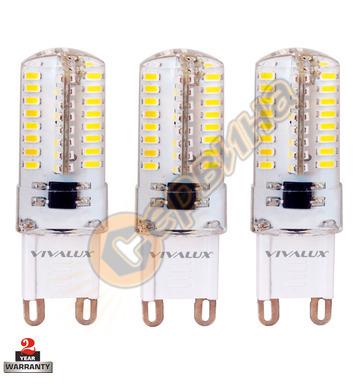 LED лампа Vivalux Luz LED - Lz LED CL 003323 - 3 W - 3бр