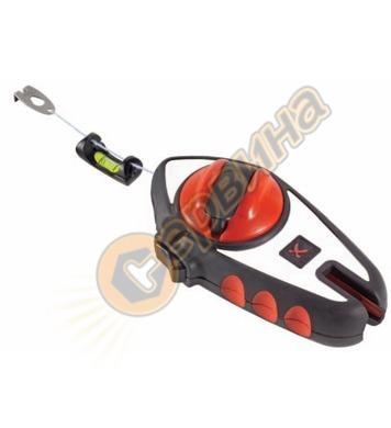 Маркиращ шнур - чертилка зидарска Kapro TS215100009C00 - 30м