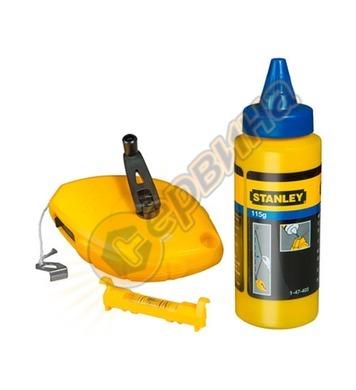 Маркиращ шнур - чертилка зидарска Stanley 0-47-443 - 30м