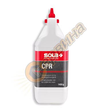 Боя пълнител за чертилки Sola Kpr 500 66150701 червена - 500