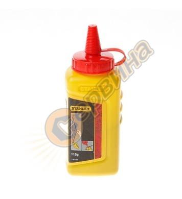 Боя пълнител за чертилки Stanley 1-47-404 червена - 115 гр
