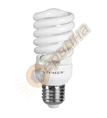 Енергоспестяваща лампа Vivalux X Spiral 003020 - XS22 - 20 W