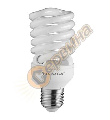 Енергоспестяваща лампа Vivalux X Spiral 003021 - XS22 - 25 W