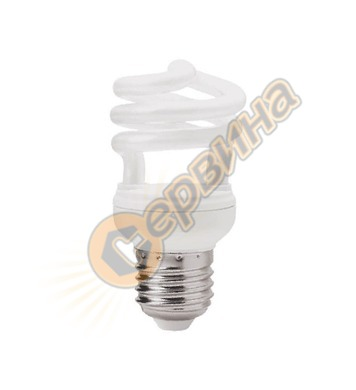 Енергоспестяваща лампа Vivalux Bright Spiral 002618 - Bs22 -