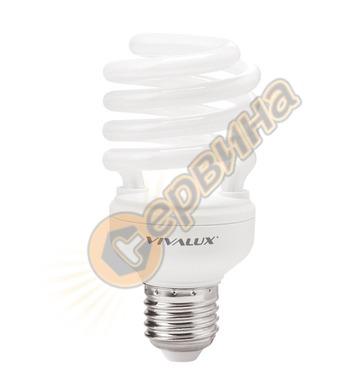Енергоспестяваща лампа Vivalux Bright Spiral 002621 - Bs22 -