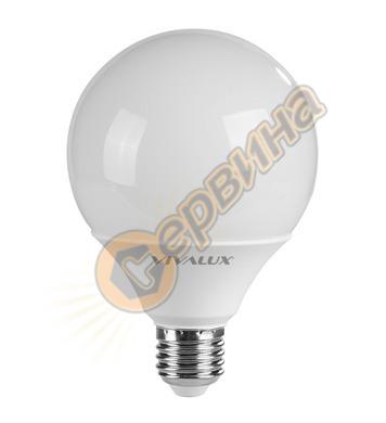 Енергоспестяваща лампа Vivalux Globo 003180 - Gl24 - 20 W