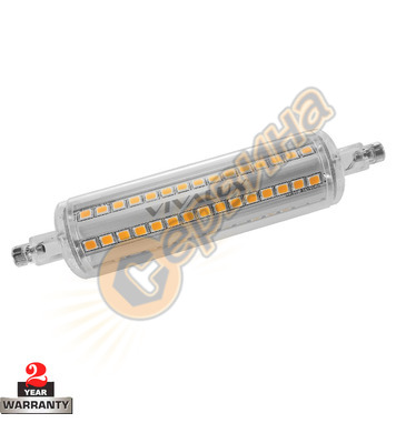 LED лампа Vivalux Van LED R7s WW 003825 - 10 W
