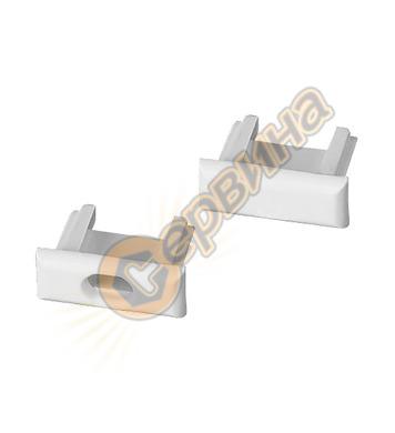 Комплект капачки за алуминиев профил Vivalux 003820 - S