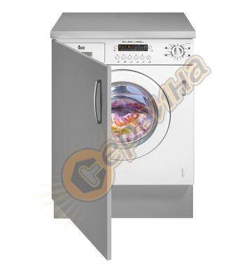 Комбинирана перална машина със сушилня за вграждане Teka LSI
