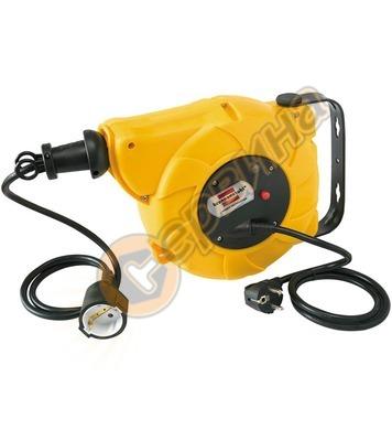 Макара с кабел удължител Brennenstuhl Automatic 1241020300 -