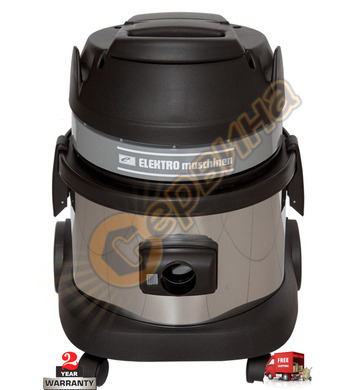 Прахосмукачка за сух и мокър режим Elektro Maschinen MCI 215