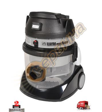 Прахосмукачка за сух и мокър режим Elektro Maschinen HC 2850