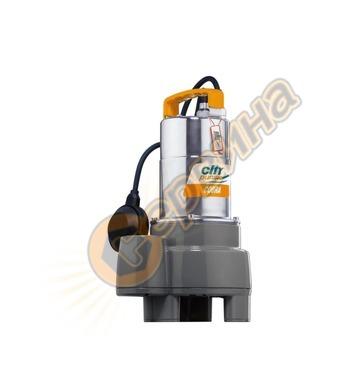 Потопяема-дренажна помпа City Pumps COBRA 80M 48SC2800A1 - 5