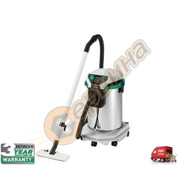 Прахосмукачка за сух и мокър режим Hitachi RP350YE - 1140 W