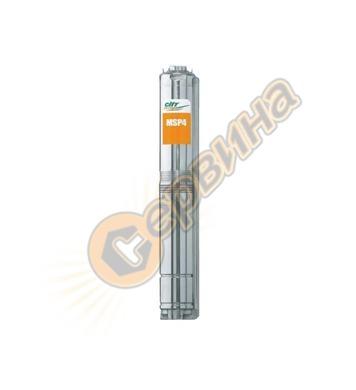 Потопяема-дълбочинна помпа City Pumps 2MSP15-4M - 1100W MAX-