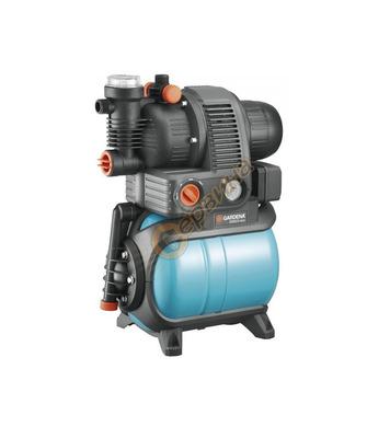 Хидрофор Gardena 5000/5 ECO - 1100W IPX4 24л/8метра 96724610