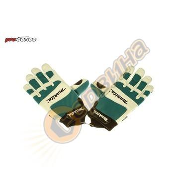 Ръкавици от кожа и плат Makita 988000811 - L-XL-XXL