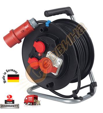 Макара с кабел удължител AS Schwabe 10158 - 20 метра