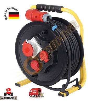 Макара с кабел AS Schwabe 20654 - 40 метра