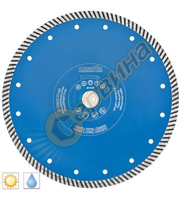 Диамантен диск за сухo и мокро рязане Ausonia AU50252 - 115x