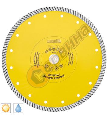Диамантен диск за сухо и мокро рязане Ausonia AU50262 - 115x
