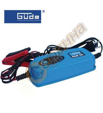 Зарядно устройство GUDE 12V GAB 5A  85057