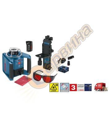 Ротационен лазерен нивелир Bosch GRL300HV Set 0601061501 - 6