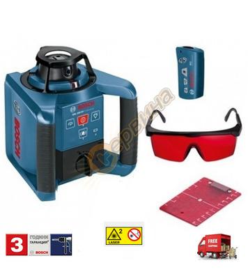 Ротационен лазерен нивелир Bosch GRL250HV 0601061600 - 30м