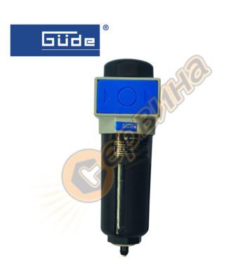 Пневматичен филтър Gude 41081 - 1/4 SB 10bar