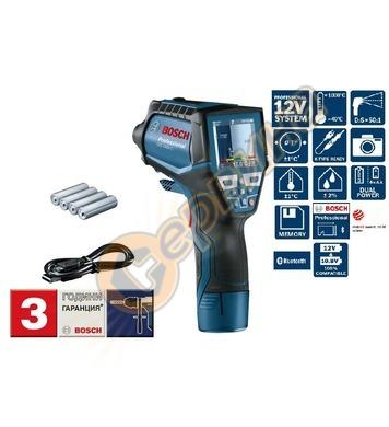 Термодетектор Bosch Gis 1000C 0601083300 + Детектор за напре