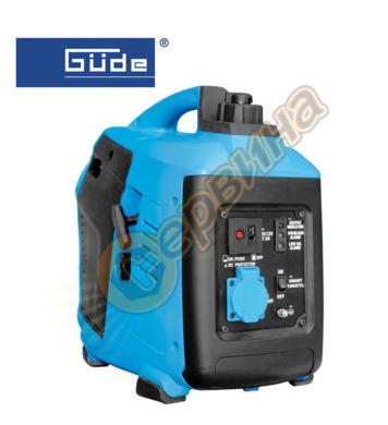 Инверторен електрогенератор GUDE ISG 1000 40645  - 1000W