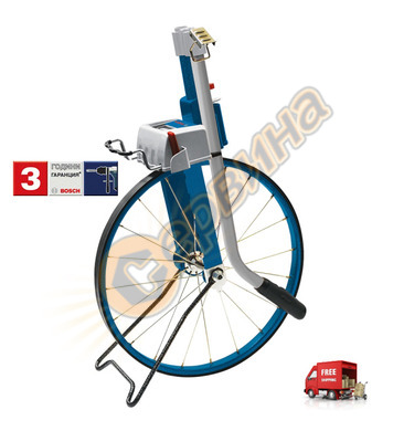 Измервателно колело Bosch Gwm 40 0601074100 - 100м