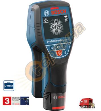 Детектор - скенер за стени Bosch D-tect 120 0601081300 - 10.