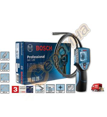 Акумулаторна инспекционна камера Bosch Gic 120 0601241100 -
