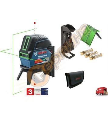 Линеен лазерен нивелир Bosch GCL 2-15 G 0601066J00 - 15м