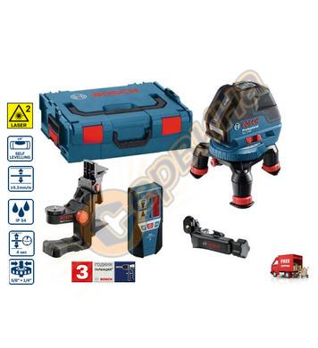Линеен лазерен нивелир Bosch Gll 3-50 0601063803 - 10м