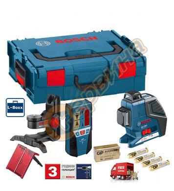Линеен лазерен нивелир Bosch Gll 2-80P 0601063209 - 40м